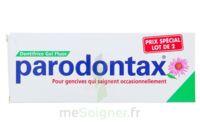Parodontax Dentifrice Gel Fluor 75ml X2 à LE-TOUVET