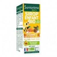 Santarome Bio Sirop Fortifiant Enfant Fl/150ml à LE-TOUVET
