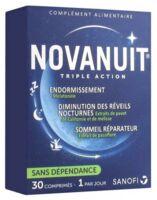 Novanuit Triple Action Comprimés B/30 à LE-TOUVET