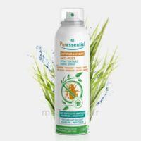 Puressentiel Assainissant Spray Textiles Anti Parasitaire - 150 Ml à LE-TOUVET