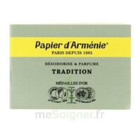Papier D'arménie Traditionnel Feuille Triple à LE-TOUVET