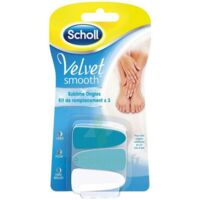 Scholl Velvet Smooth Ongles Sublimes Kit De Remplacement à LE-TOUVET