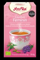 Yogi Tea Equilibre Feminin à LE-TOUVET