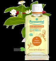 Puressentiel Articulations & Muscles Huile De Massage Bio** Effort Musculaire - Arnica - Gaulthérie - 100 Ml à LE-TOUVET