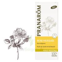 Pranarom Huile Végétale Rose Musquée 50ml à LE-TOUVET