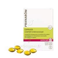 Pranarom Oleocaps 5 Caps Confort Gynécologique & Urinaire à LE-TOUVET