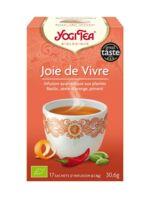 Yogi Tea Joie De Vivre à LE-TOUVET