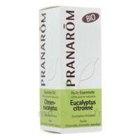 Huile Essentielle Eucalyptus Citronne Bio Pranarom 10 Ml à LE-TOUVET