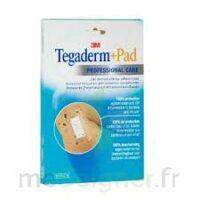 Tegaderm + Pad, 9 Cm X 10 Cm , Bt 5 à LE-TOUVET