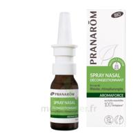 Aromaforce Solution Nasale Dégage Le Nez 15ml à LE-TOUVET