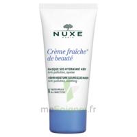 Crème Fraiche® De Beauté - Masque Hydratant 48h Et Anti-pollution50ml à LE-TOUVET