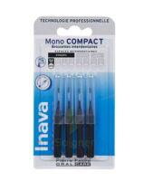 Inava Brossettes Mono-compact Noir Iso 0- 0,6mm à LE-TOUVET