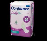 Confiance Lady Protection Anatomique Incontinence 2 Gouttes Sachet/14 à LE-TOUVET