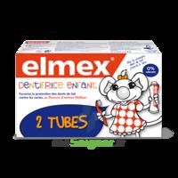 Elmex Duo Dentifrice Enfant, Tube 50 Ml X 2 à LE-TOUVET