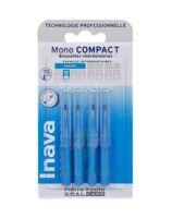 Inava Brossettes Mono-compact Bleu Iso 1 0,8mm à LE-TOUVET