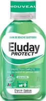 Pierre Fabre Oral Care Eluday Protect Bain De Bouche 500ml à LE-TOUVET
