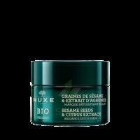 Nuxe Bio Masque Détoxifiant Eclat 50ml à LE-TOUVET